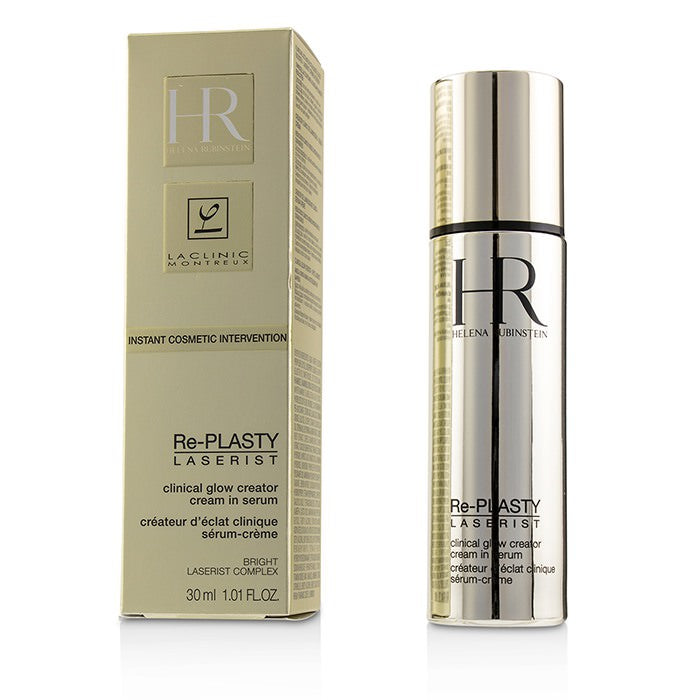 Helena Rubinstein Re-Plasty Laserist Clinical Glow Creator Cream In Serum 30ml