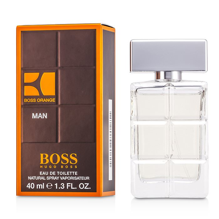 Hugo Boss Boss Orange Man Eau De Toilette Spray 40ml