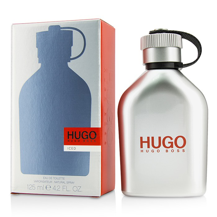 Hugo Boss Hugo Iced Eau De Toilette Spray 125ml