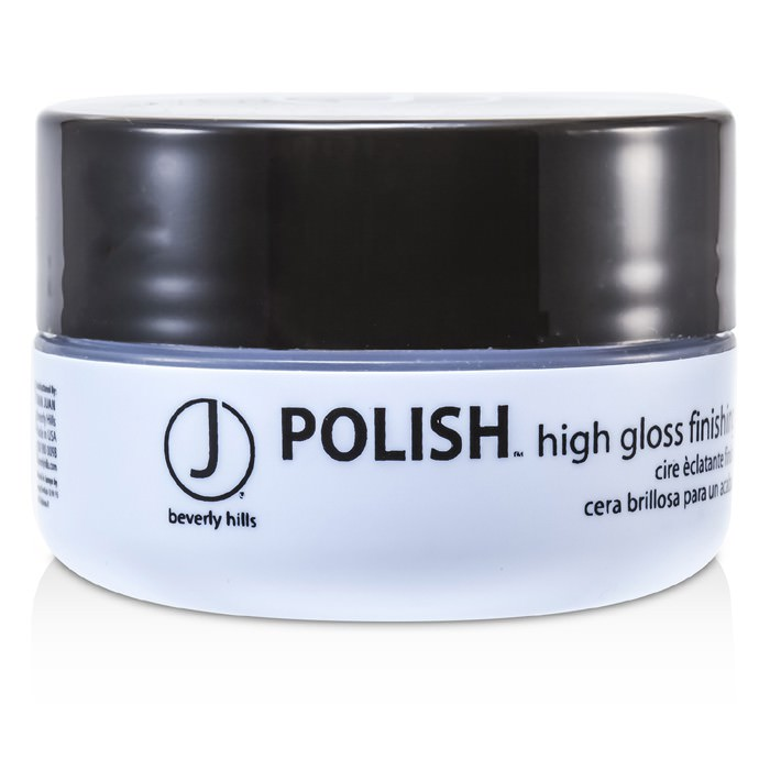 J Beverly Hills Polish High Gloss Finishing Wax 60g