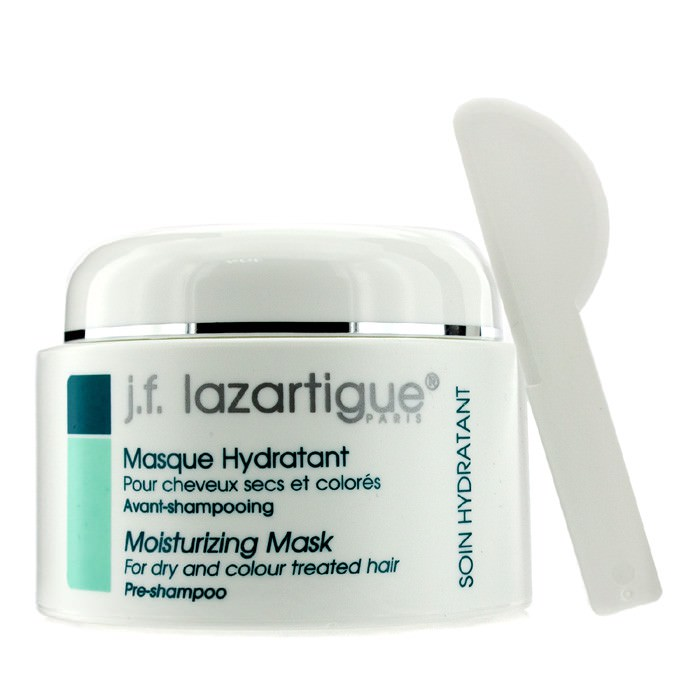 J. F. Lazartigue Moisturizing Mask - For Dry & Colour Treated Hair (Pre Shampoo, For Men) 250ml