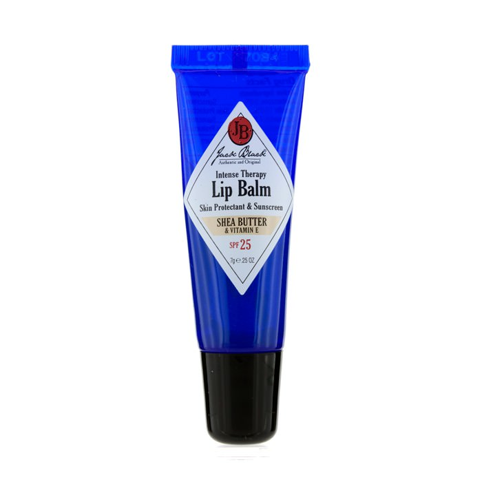 Jack Black Intense Therapy Lip Balm SPF 25 With Shea Butter & Vitamin E 7g