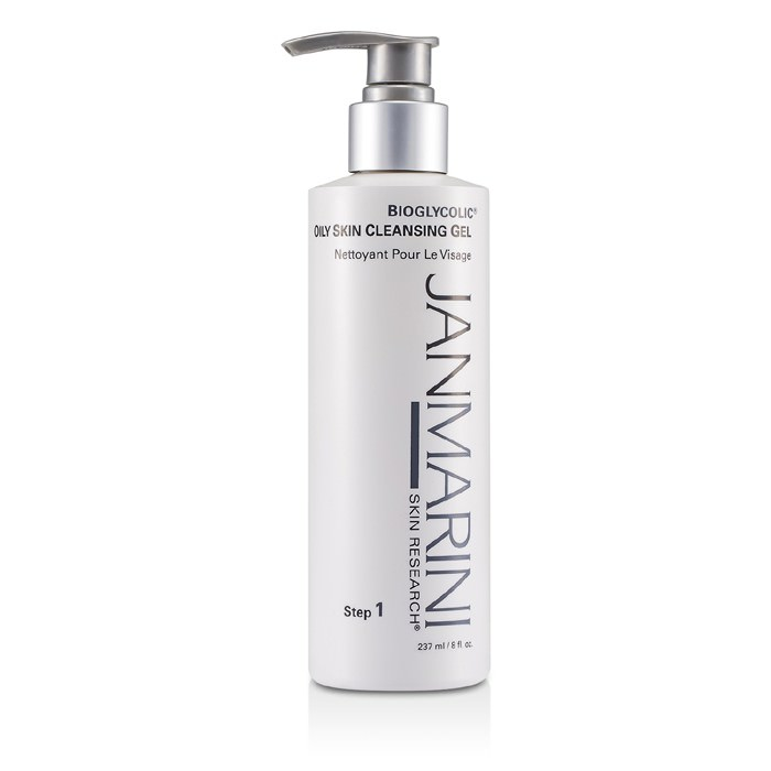 Jan Marini Bioglycolic Oily Skin Cleansing Gel 237ml