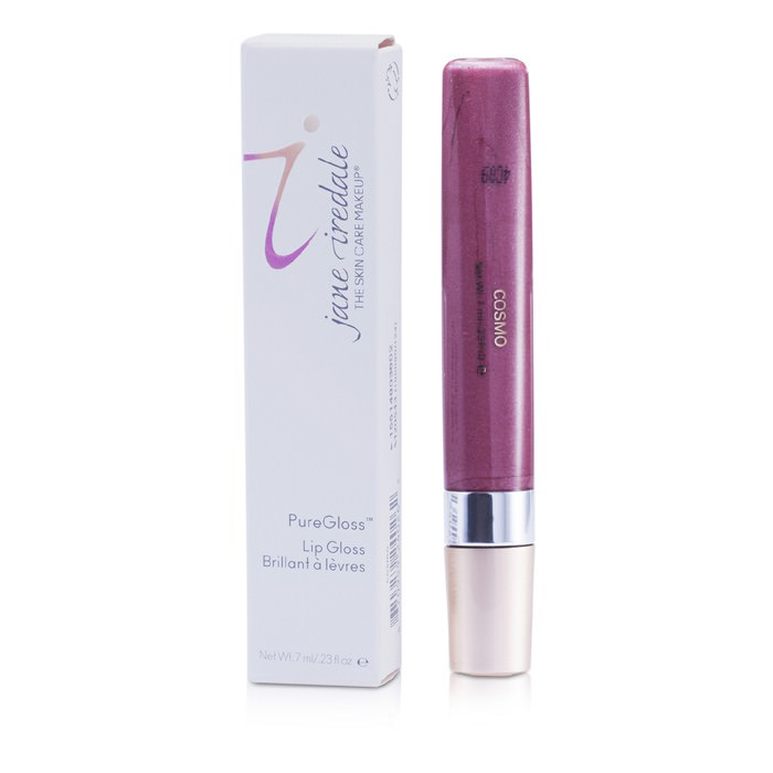 Jane Iredale PureGloss Lip Gloss (New Packaging) - Cosmo 7ml
