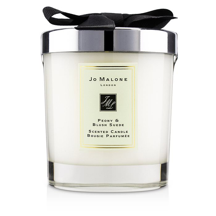 Jo Malone Peony & Blush Suede Scented Candle 200g (2.5 inch)
