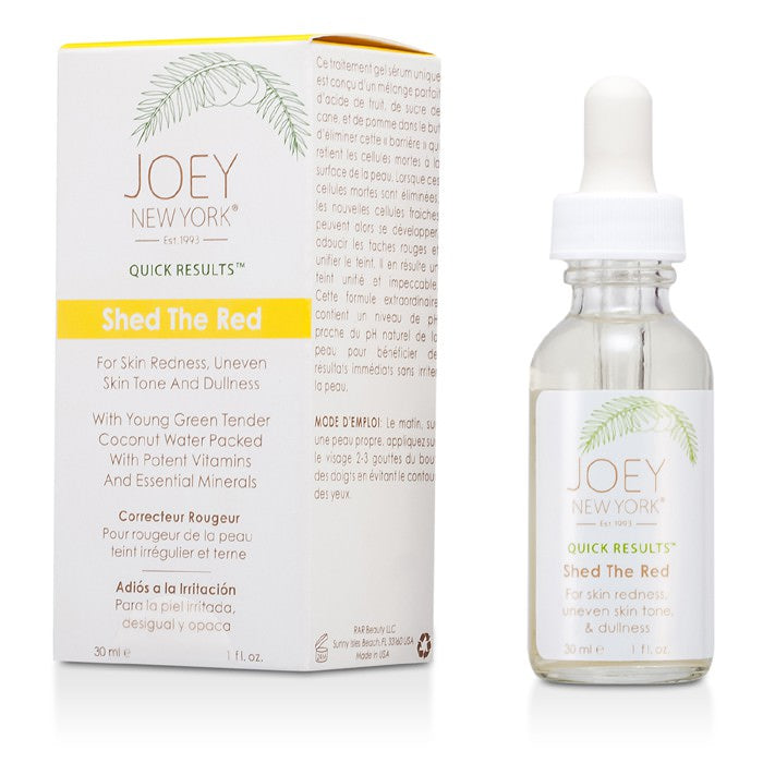 Joey New York Quick Results Shed The Red 30ml