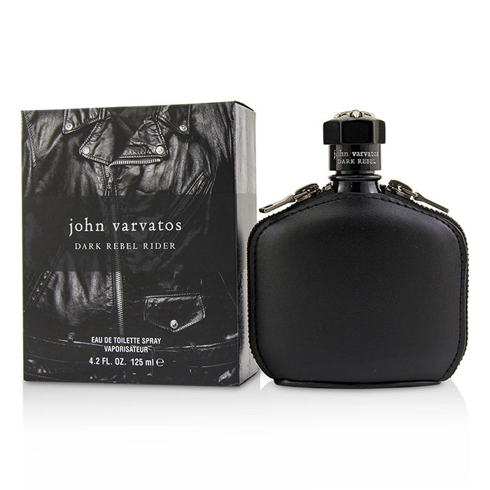 John Varvatos Dark Rebel Rider Eau De Toilette Spray 125ml