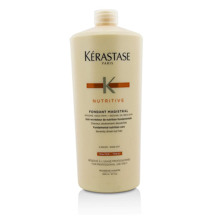 Kerastase Nutritive Fondant Magistral Fundamental Nutrition Care (Severely Dried-Out Hair) 1000ml