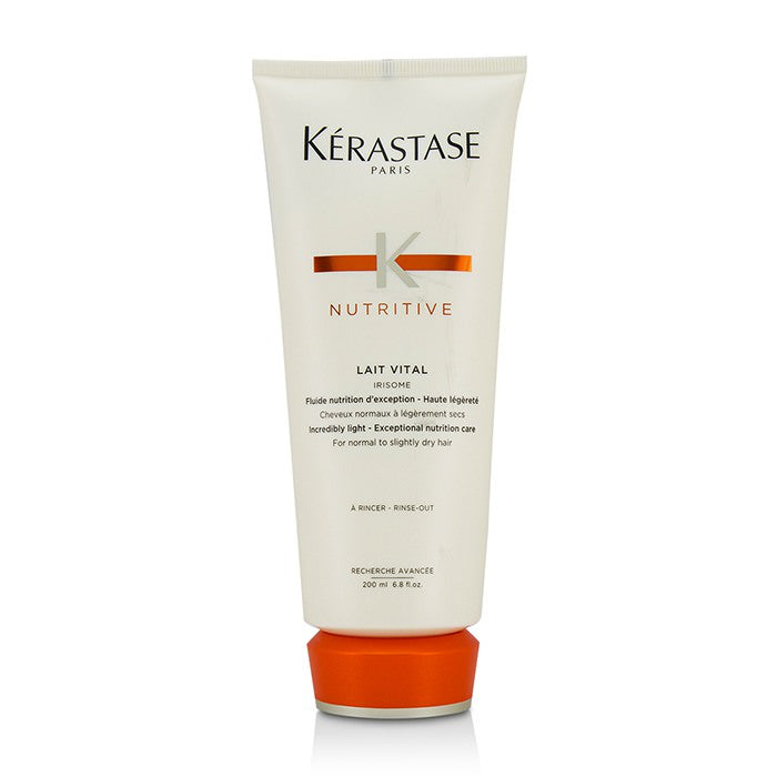 Kerastase Nutritive Lait Vital Incredibly Light - Exceptional Nutrition Care (For Normal to Slightly Dry Hair) 200ml