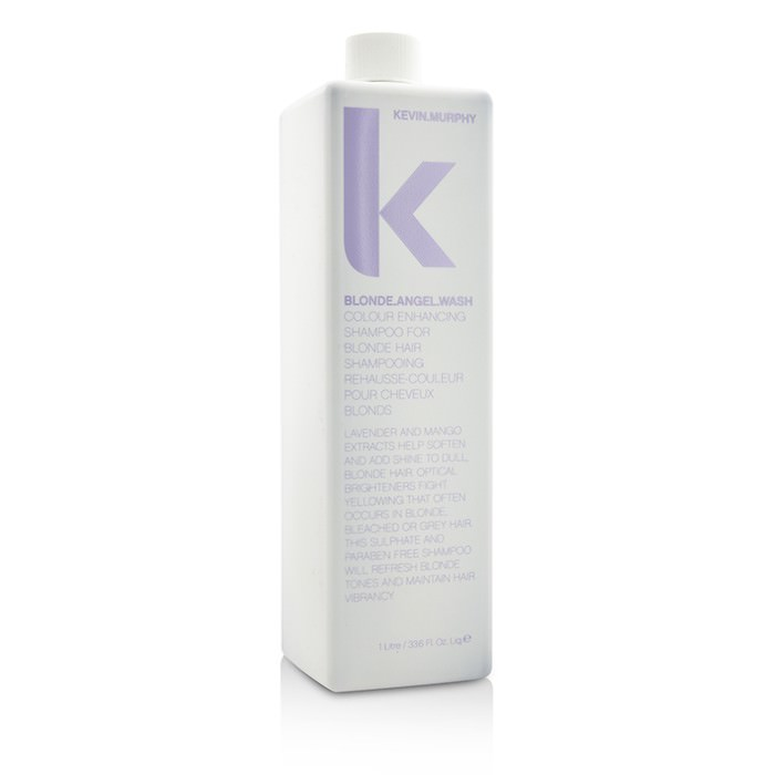 Kevin.Murphy Blonde.Angel.Wash (Colour Enhancing Shampoo - For Blonde Hair) 1000ml