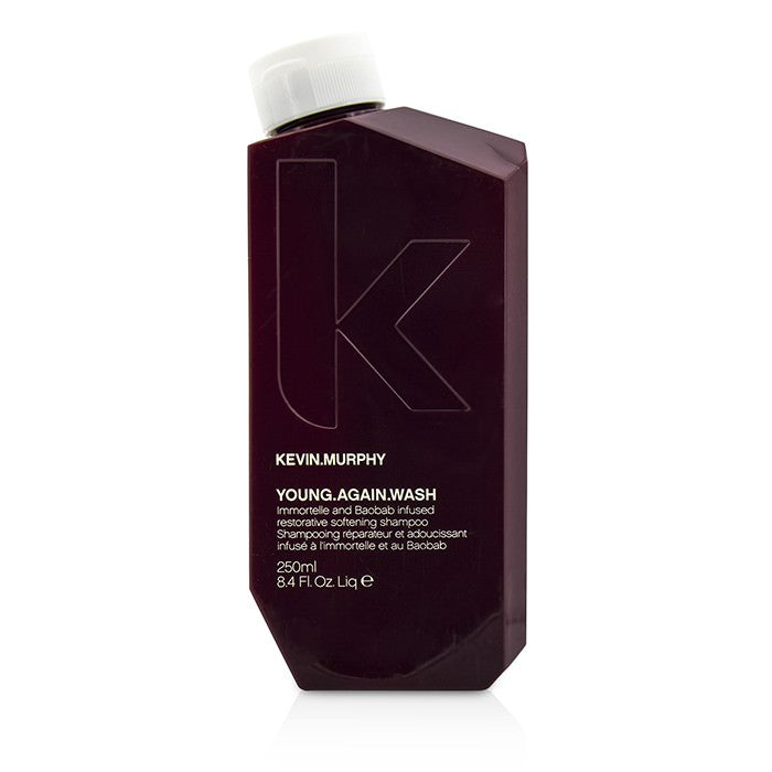 Kevin.Murphy Young.Again.Wash (Immortelle and Baobab Infused Restorative Softening Shampoo - To Dry Brittle Hair) 250ml