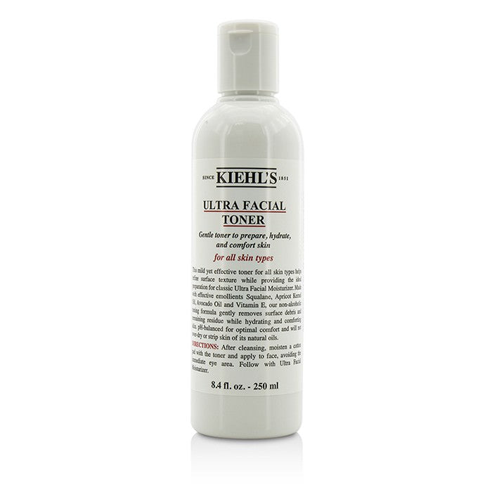 Kiehl's Ultra Facial Toner - For All Skin Types 250ml