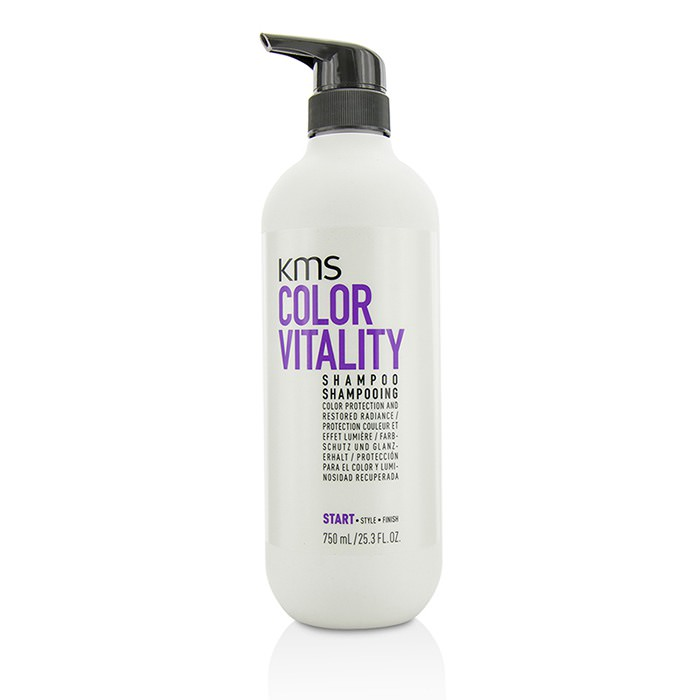 KMS California Color Vitality Shampoo (Color Protection and Restored Radiance) 750ml