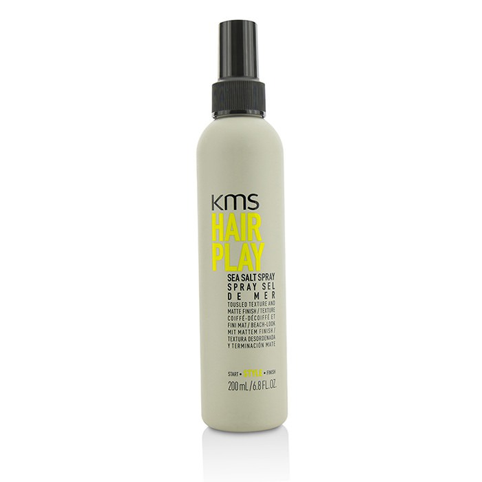 KMS California Hair Play Sea Salt Spray (Tousled Texture and Matte Finish) 200ml