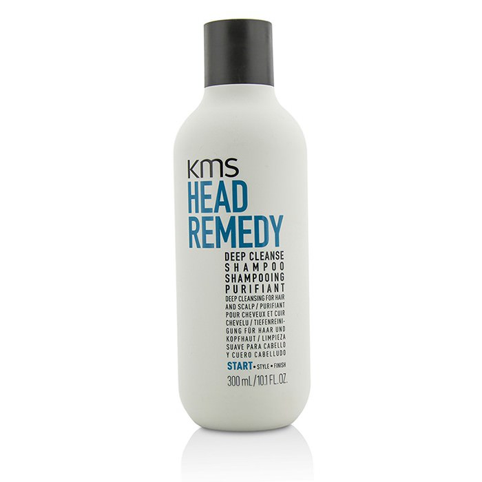 KMS California Head Remedy Deep Cleanse Shampoo (Deep Cleansing For Hair and Scalp) 300ml