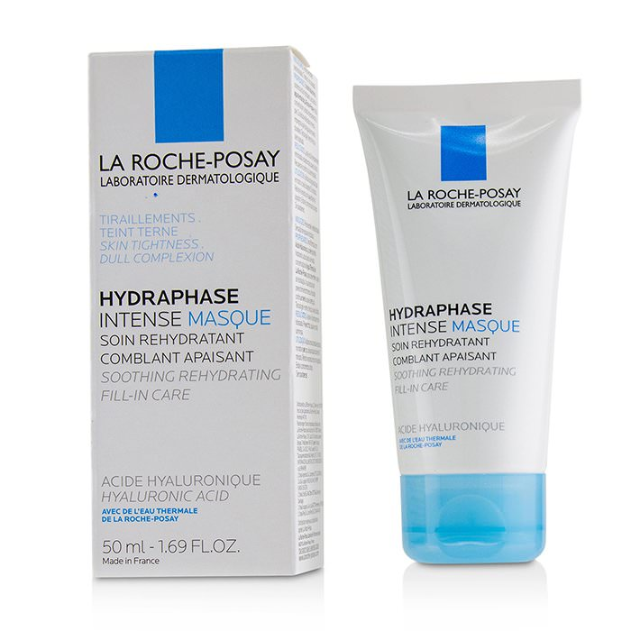 La Roche-Posay Hydraphase Intense Masque Soothing Rehydrating Fill-In-Care 50ml