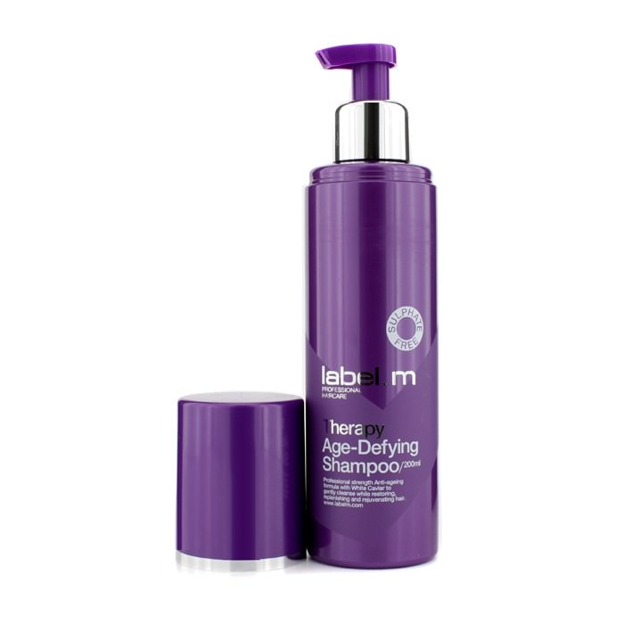 Label.M Therapy Age-Defying Shampoo (Gently Cleanse While Restoring, Replenishing and Rejuvenating Hair) 200ml