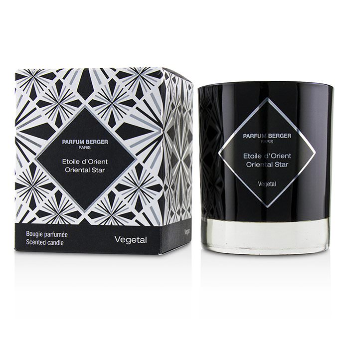 Lampe Berger Graphic Candle - Oriental Star 210g