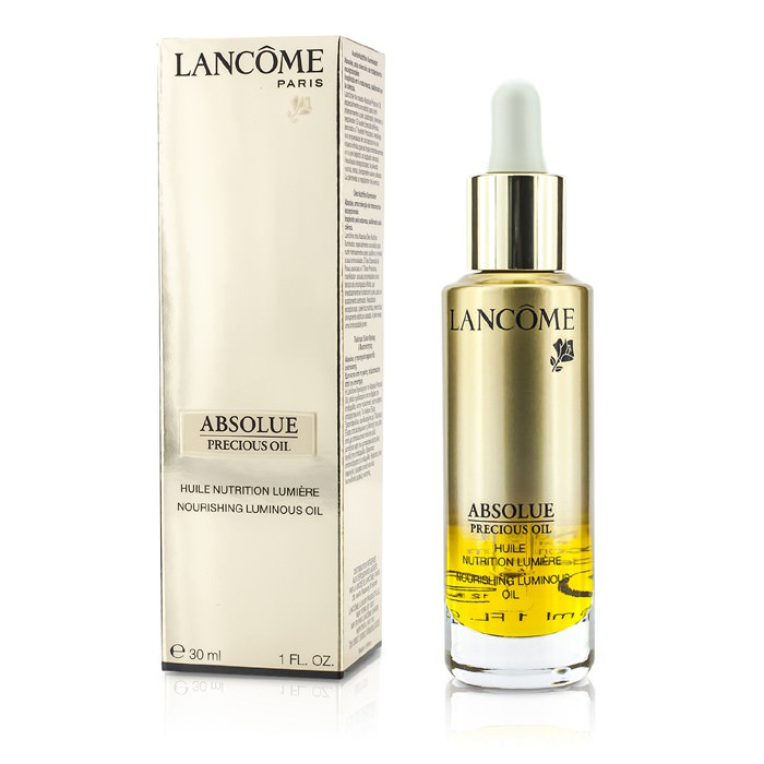 Lancome Absolue Precious Oil Nourishing Luminous Oil 30ml