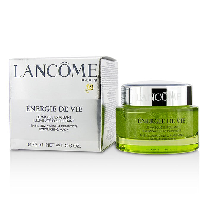 Lancome Energie De Vie The Illuminating & Purifying Exfoliating Mask - All Skin Types, Even Sensitive 75ml