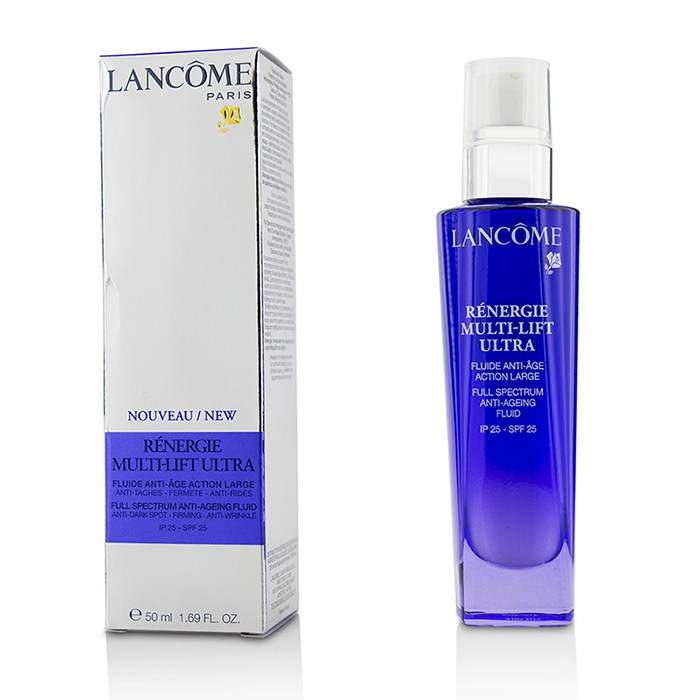 Lancome Renergie Multi-Lift Ultra Full Spectrum Anti-Ageing Fluid SPF25 50ml