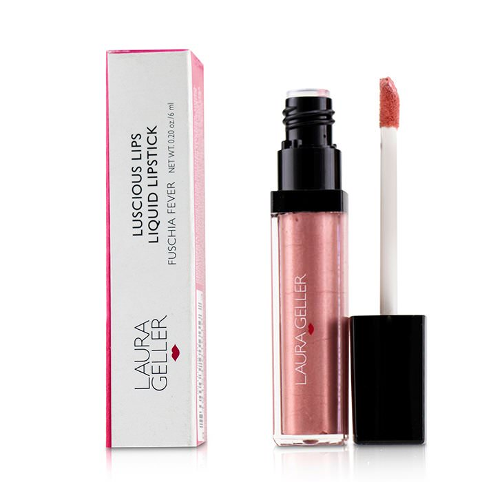 Laura Geller Luscious Lips Liquid Lipstick - # Peach Buttercream 6ml