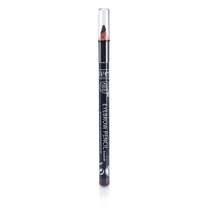Lavera Eyebrow Pencil - # 01 Brown 1.14g