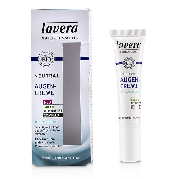 Lavera Neutral Eye Cream 15ml