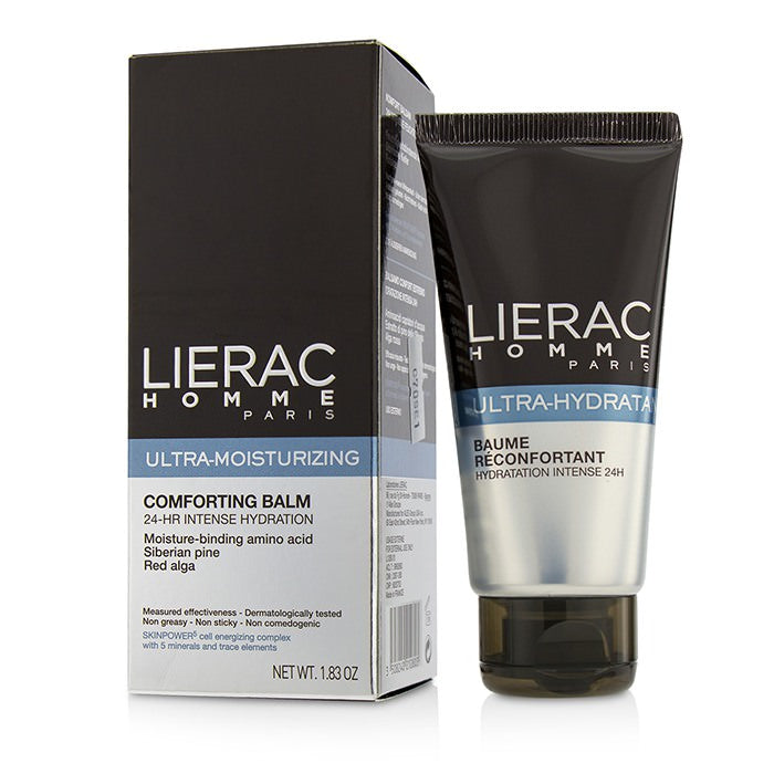 Lierac Homme Ultra-Moisturizing Comforting Balm 50ml
