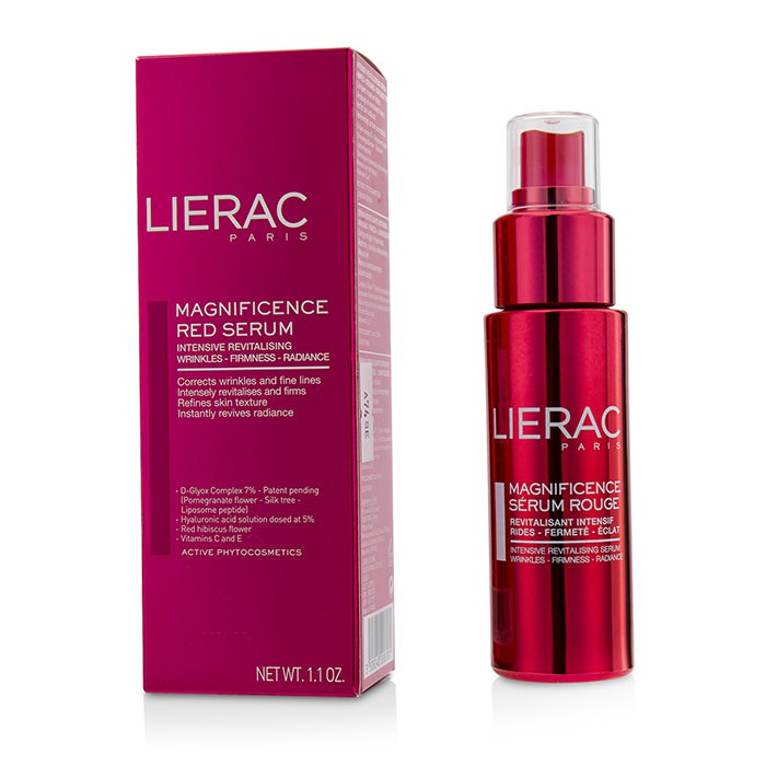 Lierac Magnificence Intensive Revitalising Red Serum 30ml
