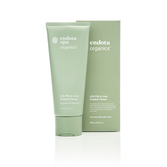 Endota Spa Lilly Pilly & Lime Gradual Tanner
