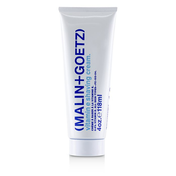 MALIN+GOETZ Vitamin E Shaving Cream 118ml