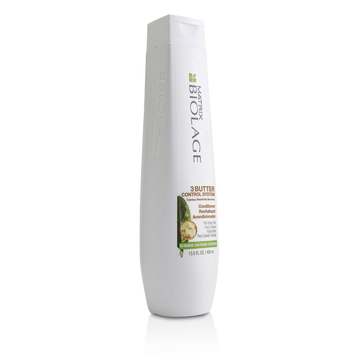 Matrix Biolage 3 Butter Control System Conditioner (For Unruly Hair) 400ml