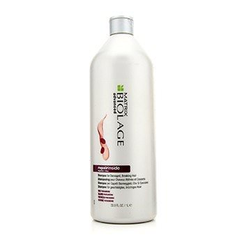 Matrix Biolage Advanced RepairInside Shampoo (For Damaged, Breaking Hair) 1000ml