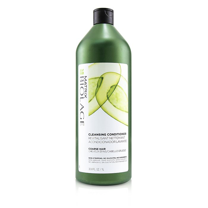 Matrix Biolage Cleansing Conditioner (For Coarse Hair) 1000ml