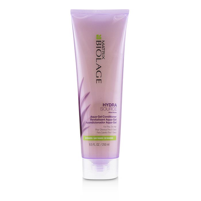 Matrix Biolage HydraSource Aqua-Gel Conditioner (For Fine, Dry Hair) 250ml