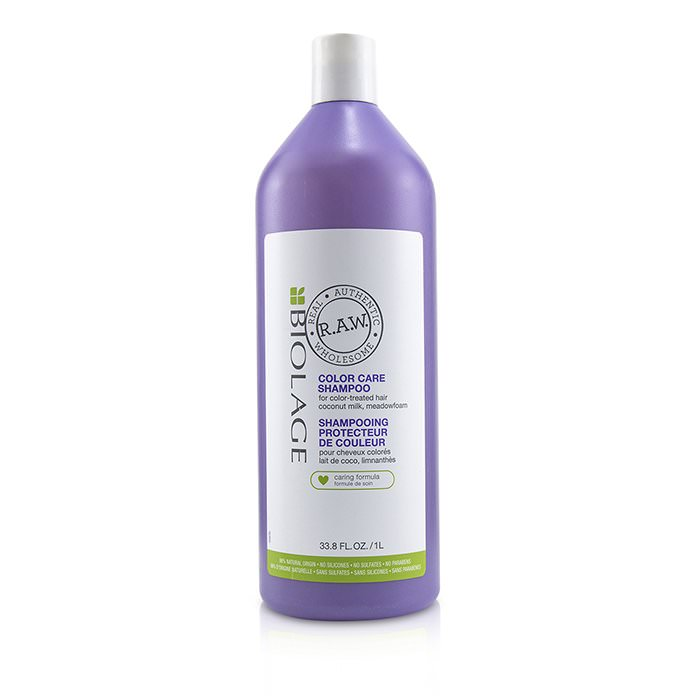 Matrix Biolage R.A.W. Color Care Shampoo (For Color-Treated Hair) 1000ml