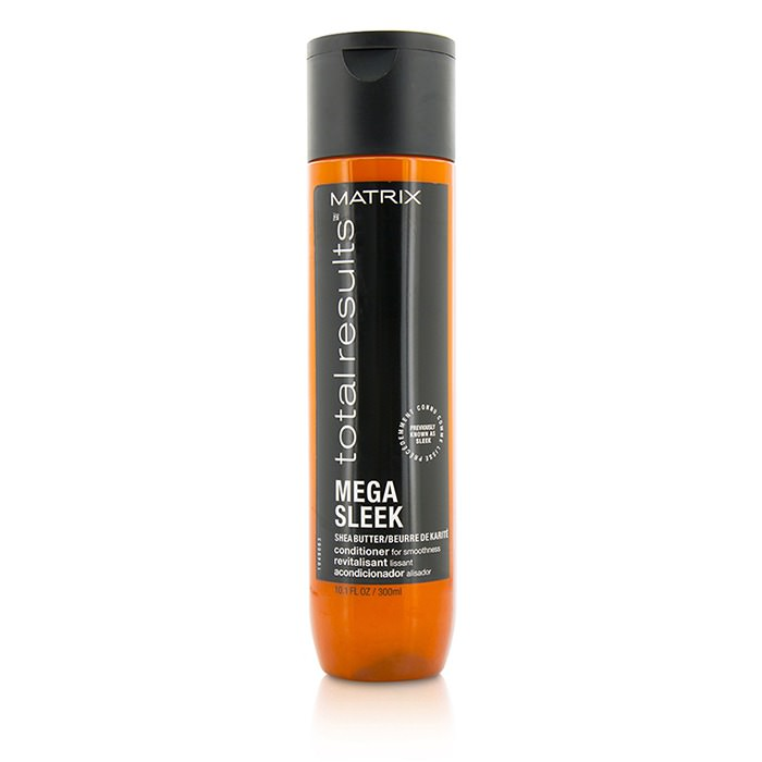 Matrix Total Results Mega Sleek Shea Butter Conditioner (For Smoothness) 300ml