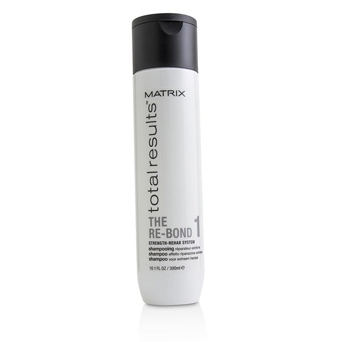 Matrix Total Results The Re-Bond Strength-Rehab System Shampoo (For Extreme Repair) 300ml