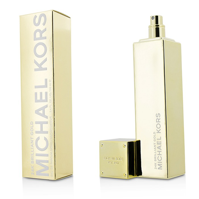 Michael Kors 24K Brillant Gold Eau De Parfum Spray 100ml