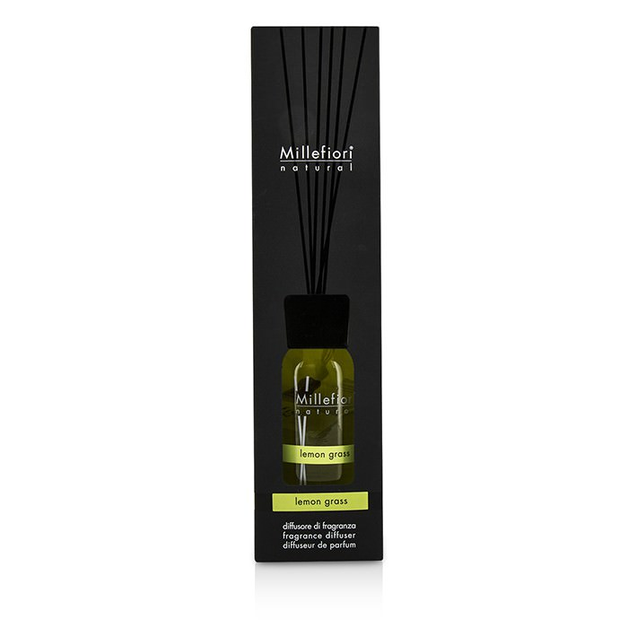 Millefiori Natural Fragrance Diffuser - Lemon Grass 250ml