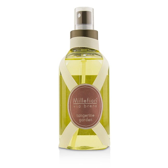 Millefiori Via Brera Home Spray - Tangerin Garden 150ml