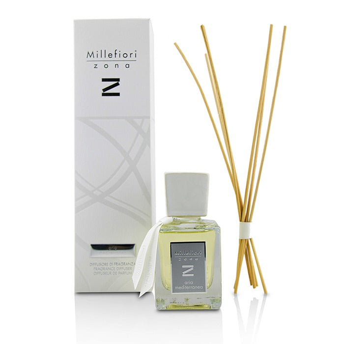 Millefiori Zona Fragrance Diffuser - Aria Mediterranea (New Packaging) 100ml