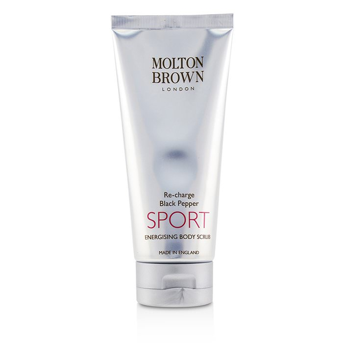 Molton Brown Re-Charge Black Pepper Sport Energising Body Scrub 200ml