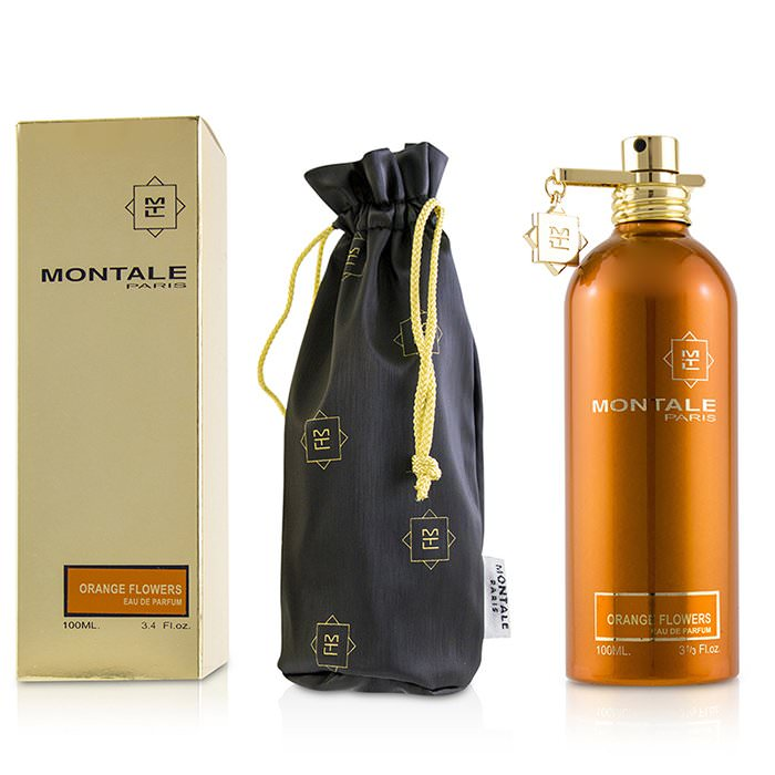 Montale Orange Flowers Eau De Parfum Spray 100ml