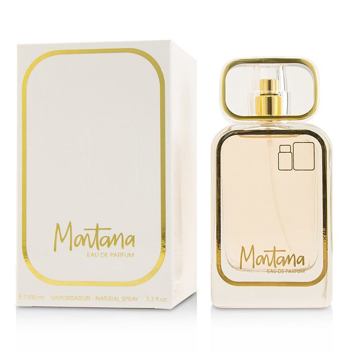 Montana Eau De Parfum Spray 8001 100ml