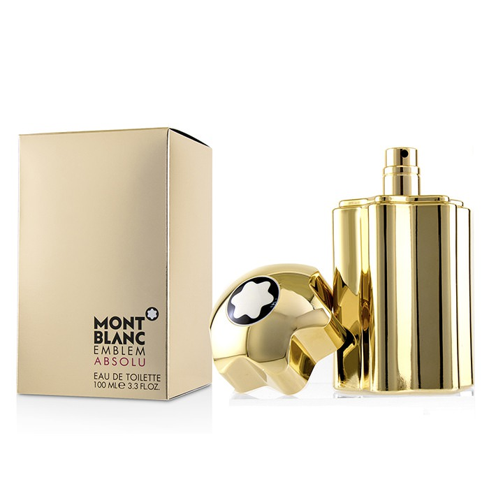 Montblanc Emblem Absolu Eau De Toilette Spray 100ml