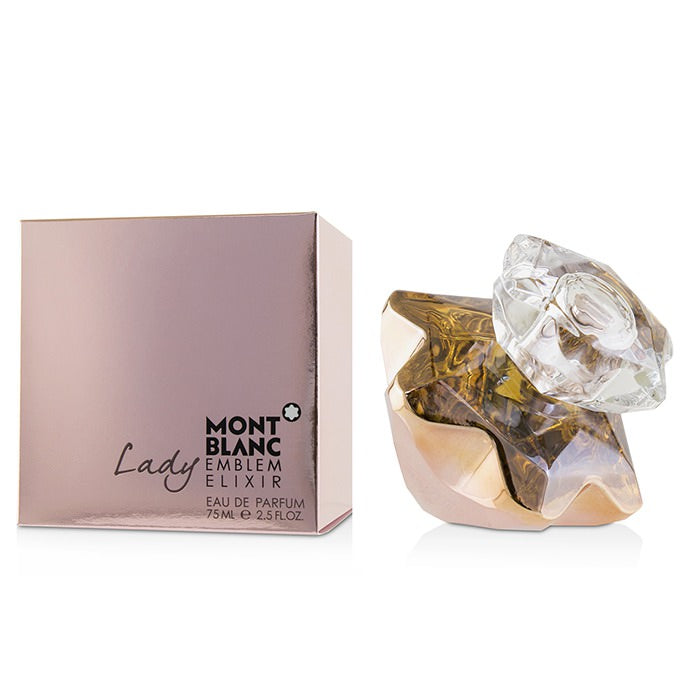 Montblanc Lady Emblem Elixir Eau De Parfum Spray 75ml