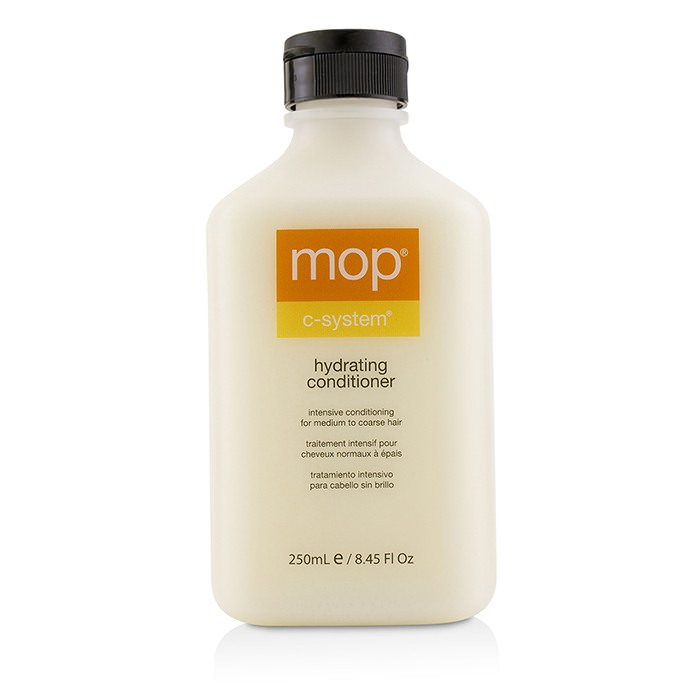 MOP C-System Hydrating Conditioner (For Medium to Coarse Hair) 250ml