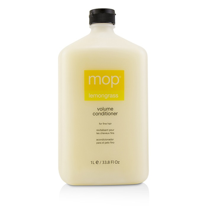 MOP Lemongrass Volume Conditioner (For Fine Hair) 1000ml